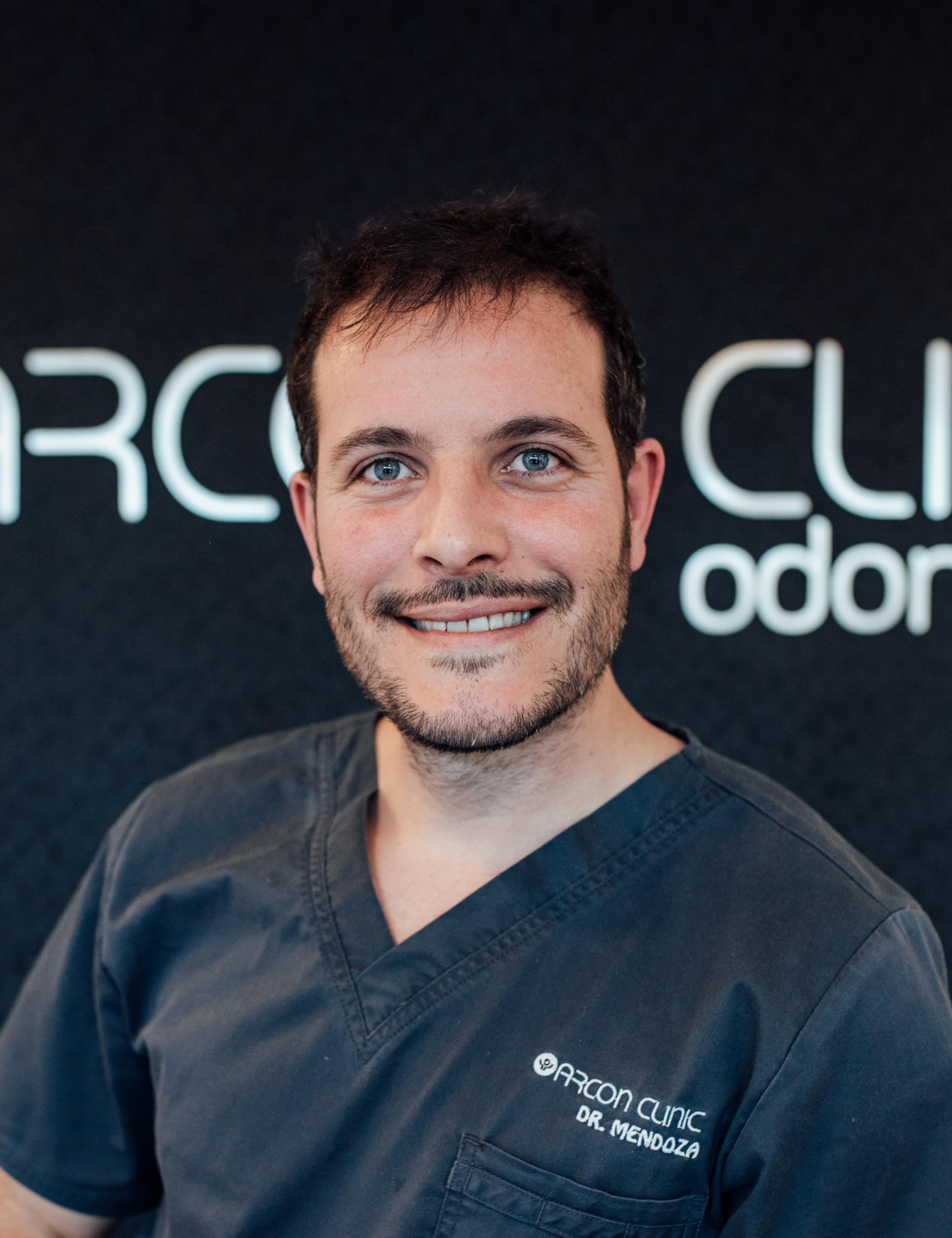 Dr. Antonio Mendoza